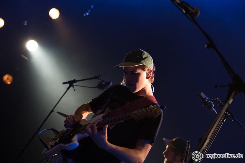 AnnenMayKantereit (live in Frankfurt, 2017)