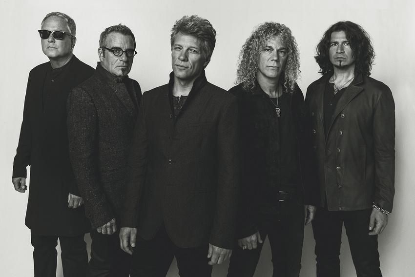 Bon Jovi (Pressebild, 2017)