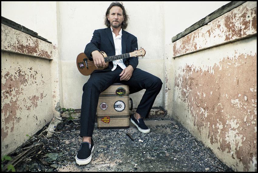 Willkommen zurück - Eddie Vedder von Pearl Jam kommt im Sommer für zwei Konzerte nach Deutschland