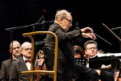 Abschied von einer Legende - Ennio Morricone spielt im Januar 2018 ein letztes Deutschlandkonzert in Berlin