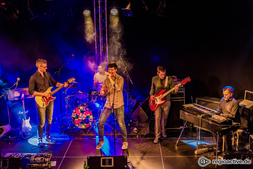 Fotos: The Muffin Tops live bei NewcomerTV in Oberursel 2017