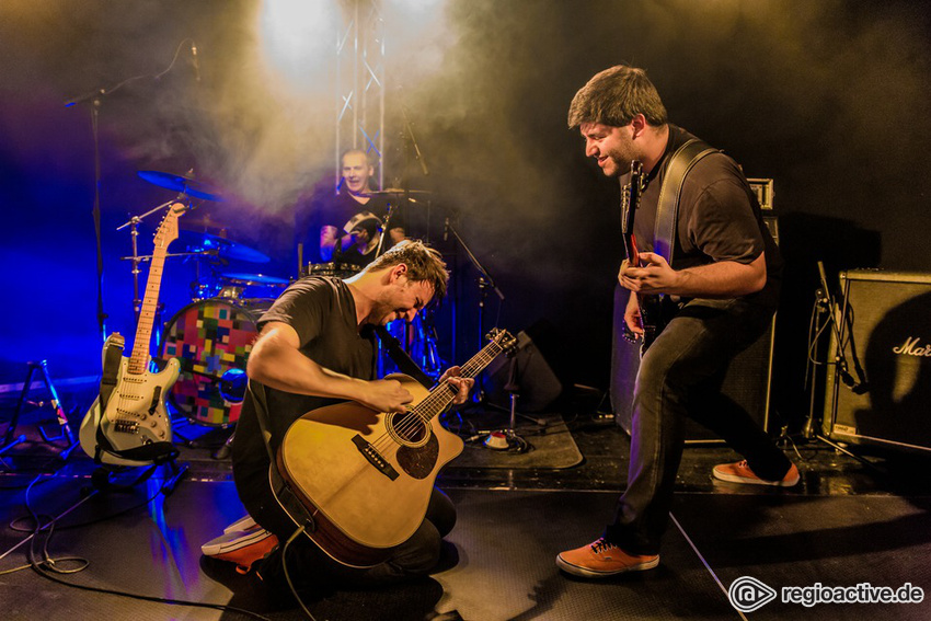 Fotos: SHAWN. live bei NewcomerTV in Oberursel 2017