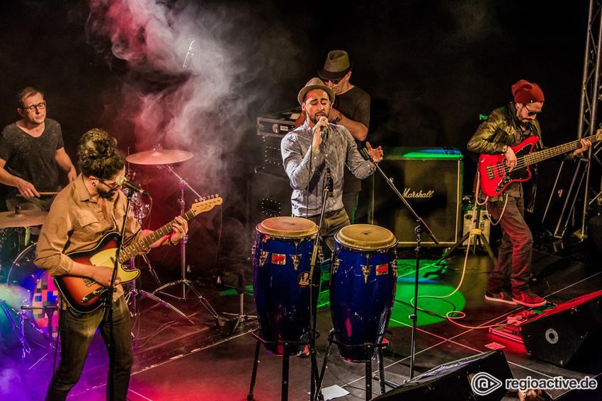 Fotos: Makia live bei NewcomerTV in Oberursel 2017