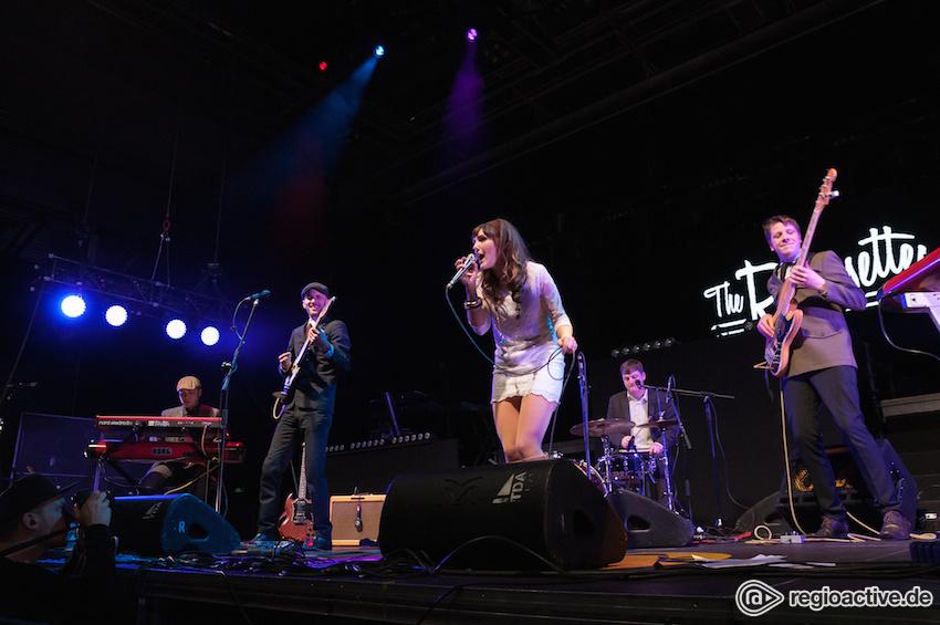 The Retrosettes (live in Hamburg, 11.03.2017)