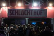 Impressionen von der Tapefabrik 2017 im Schlachthof Wiesbaden