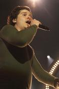 Jungstars: Fotos von Lukas Graham live in der Jahrhunderthalle Frankfurt