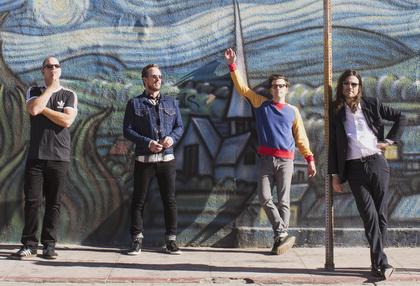 Seltene Gäste - Weezer kommen 2017 für zwei Konzerte nach Berlin und Köln