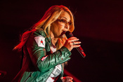 Powerfrau: Bilder von Anastacia live im Kulturzentrum Das Wormser in Worms