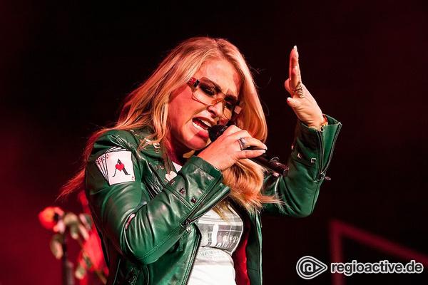 Ein guter Zweck - Anastacia singt im Kulturzentrum Das Wormser für die Deutsche Kinderkrebsstiftung