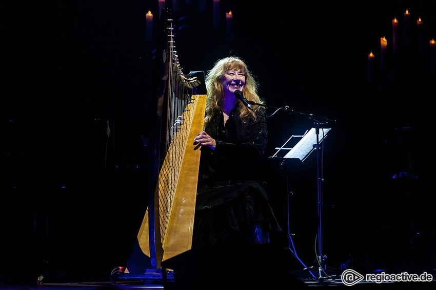 Loreena McKennitt (live in Mannheim 2017)
