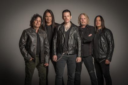 Allstars des Hardrock - Black Star Riders: Tour als Support für Foreigner und Headline-Show in Nürnberg