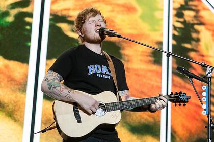 Stimmwunder - Ed Sheeran gibt im Juli 2018 ein Konzert im Olympiastadion Berlin