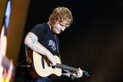 Solo: Fotos von Ed Sheeran live in der SAP Arena in Mannheim