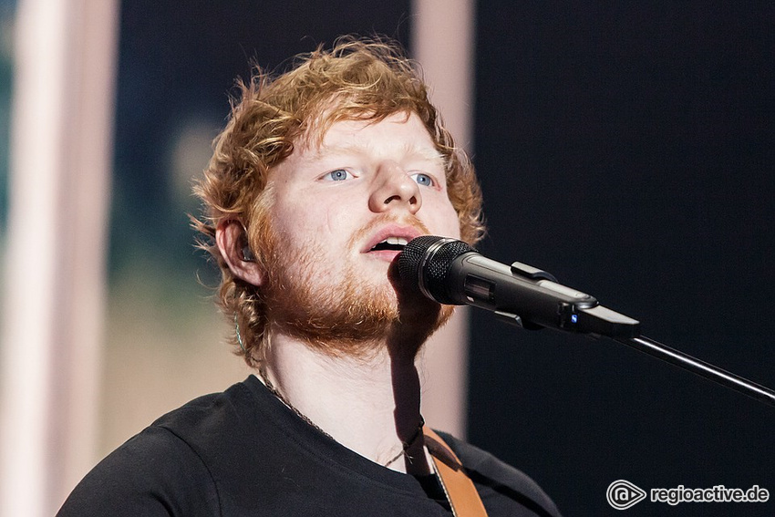 Ed Sheeran (live in Mannheim 2017)