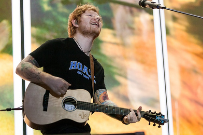 Eine Stimme, die berührt - Ed Sheeran spielt im August 2018 ein Zusatzkonzert in Wien