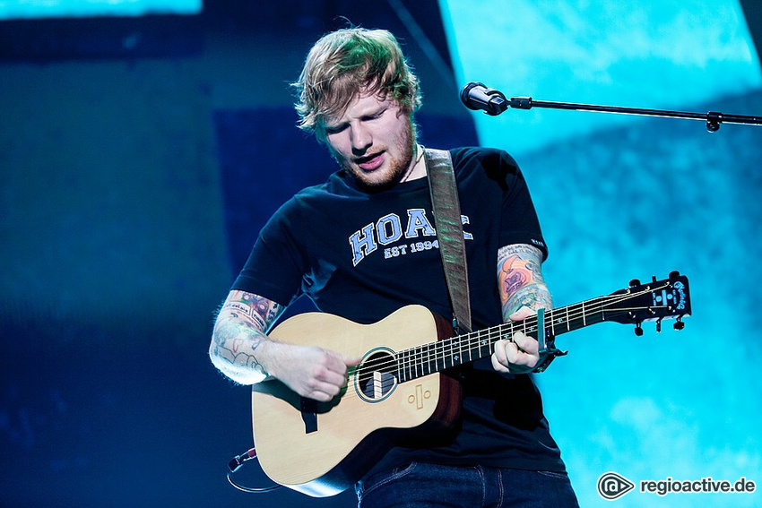 ed sheeran konzert von essen nach d sseldorf verlegt. Black Bedroom Furniture Sets. Home Design Ideas