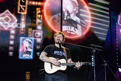 Premiere - Ed Sheeran: Konzert im Juli 2018 auf dem Flughafen Essen/Mülheim (ausverkauft!)