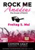 ROCK me Amadeus - die Party in Koblenz