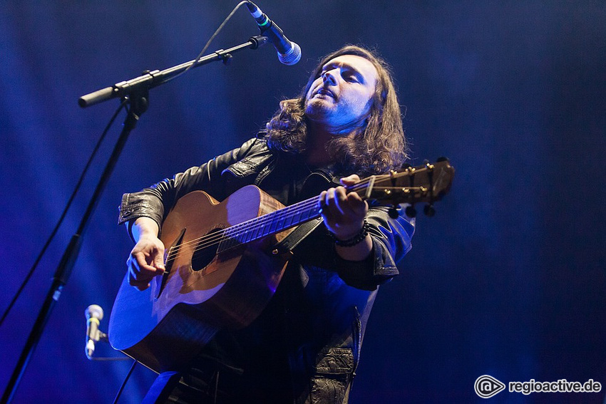 Ryan McMullan (live in Mannheim 2017)