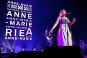 Live-Fotos von Anne-Marie als Support von Ed Sheeran in Mannheim