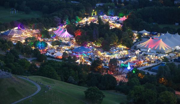 Für alle - Münchener Tollwood Festival 2019 mit Sting, Toto, Tears For Fears und mehr