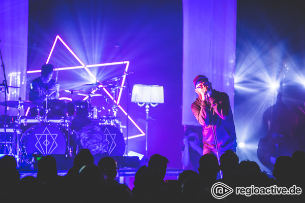 Auf Sparflamme - In Flames geben im Capitol Offenbach ein extrem durchwachsenes Konzert