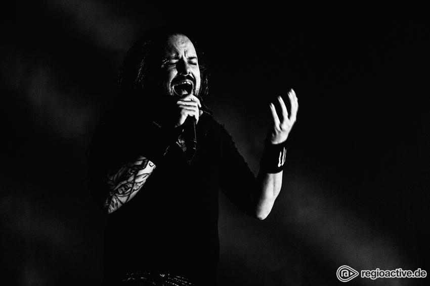 KoRn (live in Stuttgart, 2017)