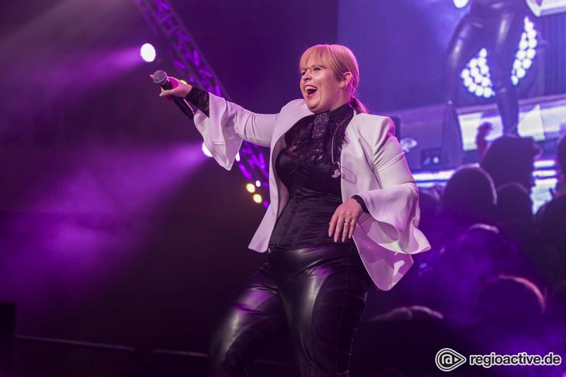 Maite Kelly (live in Mannheim, SWR4 Schlagernacht, 2017)
