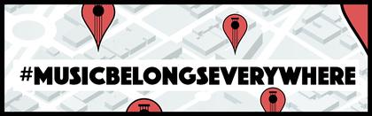 #MusicBelongsEverywhere–Contest: Gewinnt einen 1000-Euro-Thomann-Gutschein!