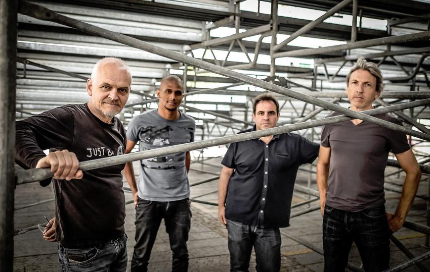 Das Lars Danielsson Quartett (Pressebild)