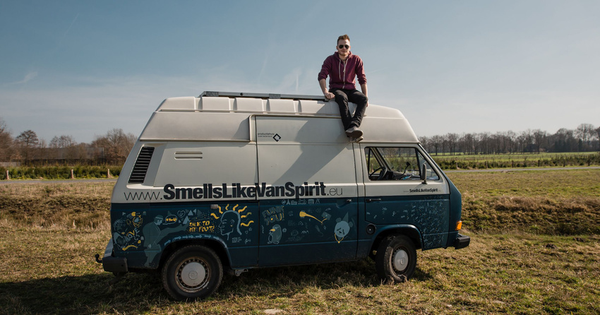 """Shure unterstützt das Recording-Projekt """"Smells Like Van Spirit"""""""