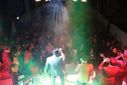 Diversity, Love and Unity - Das Freedom Sounds Festival 2017 in Köln feiert Vielfalt, Ska und Reggae