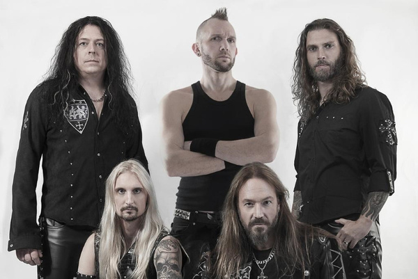 Metal Power - Hammerfall als sechster Act des Zeltfestivals Rhein-Neckar 2017 bestätigt