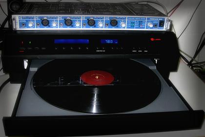 Berliner Startup stellt weltweit ersten Vinylbrenner vor