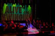 Stilvoll: Fotos von Alive and Swingin' live in der Jahrhunderthalle Frankfurt