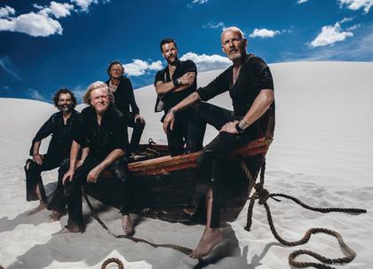 Alte Seebären - Santiano kündigen Arenatour für 2018 an
