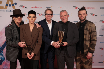 LEA 2017: FKP Scorpio, Karsten Jahnke und Popakademie ausgezeichnet