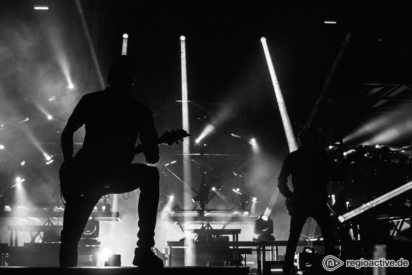Parkway Drive (live in Frankfurt, 2017)