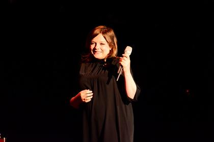 Neue Aspekte - Charmant: Fotos von Annett Louisan live im Rosengarten Mannheim