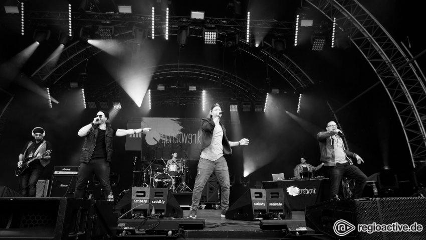 Qunstwerk (live auf der Center Stage der Frankfurter Musikmesse 2017)