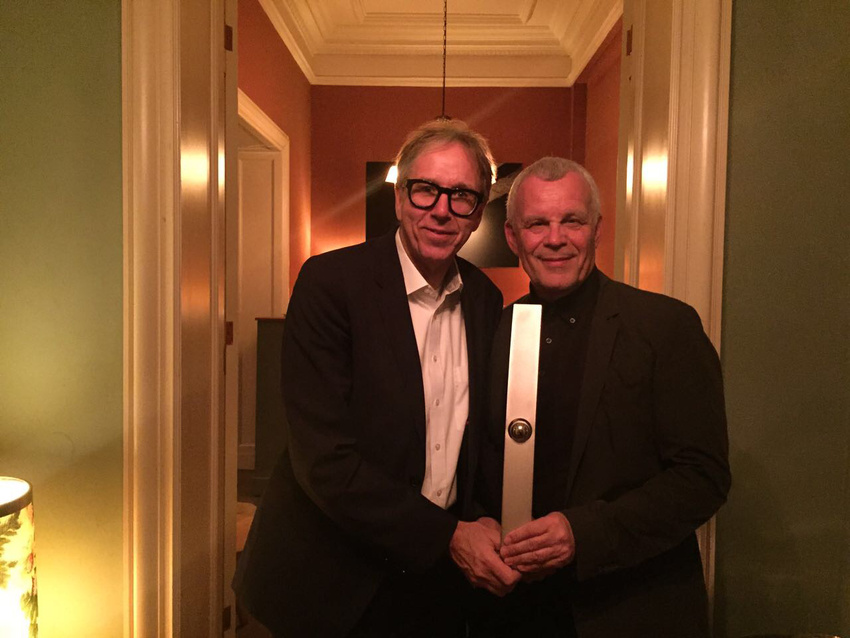 Marius Müller-Westernhagen und Popakademie in Berlin mit dem ECHO 2017 ausgezeichnet