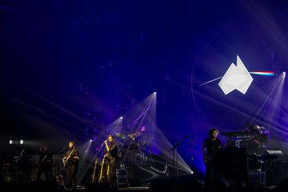 Rundumschlag - Zeitreise: The Australian Pink Floyd Show geht 2019 auf große Deutschlandtour