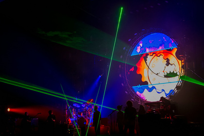 Mehr als nur eine Kopie - Beeindruckend: Fotos von The Australian Pink Floyd Show live in Frankfurt