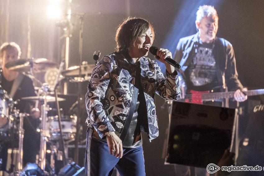 Für immer Rebellin - Italienische Rocklegende Gianna Nannini ist 2018 wieder auf Deutschlandtour