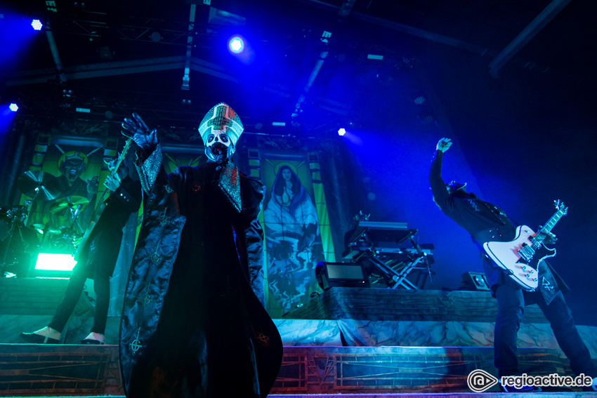 Ghost (live in Wiesbaden, 2017)