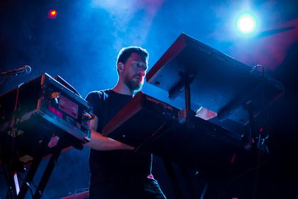 Zombies und Päpste - Fotos: Zombi als Opener von Ghost live in Wiesbaden