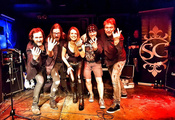 SACRED GROOVE - The other side Tour 2015/16