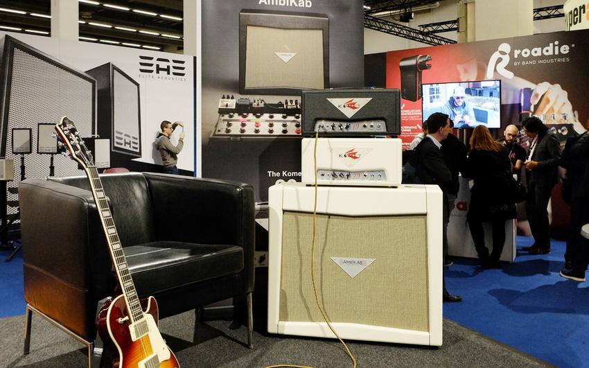 KOMET Amps nun im Europa-Vertrieb bei Hyperactive Audiotechnik