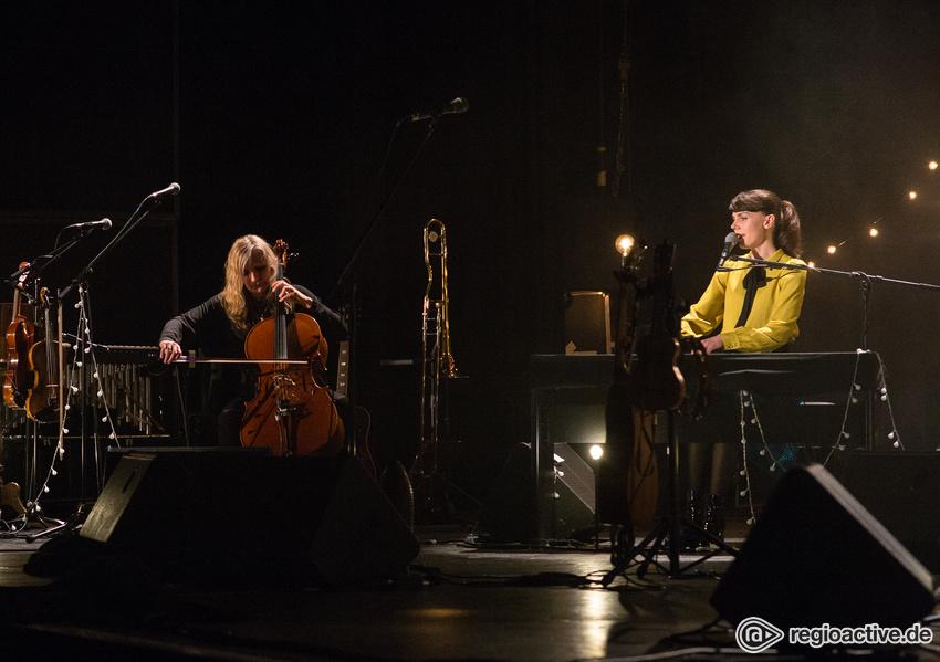 Anna Depenbusch (live in Mannheim, 2017)
