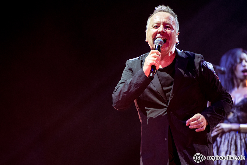 Simple Minds (live in Frankfurt am Main, 2017)
